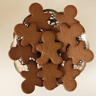 Spicy Gingerbread Cookies.