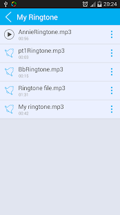Ringtone Maker Mp3 Editor- screenshot thumbnail