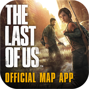 The Last Of Us Map App Android Apps On Google Play - Us map bmp