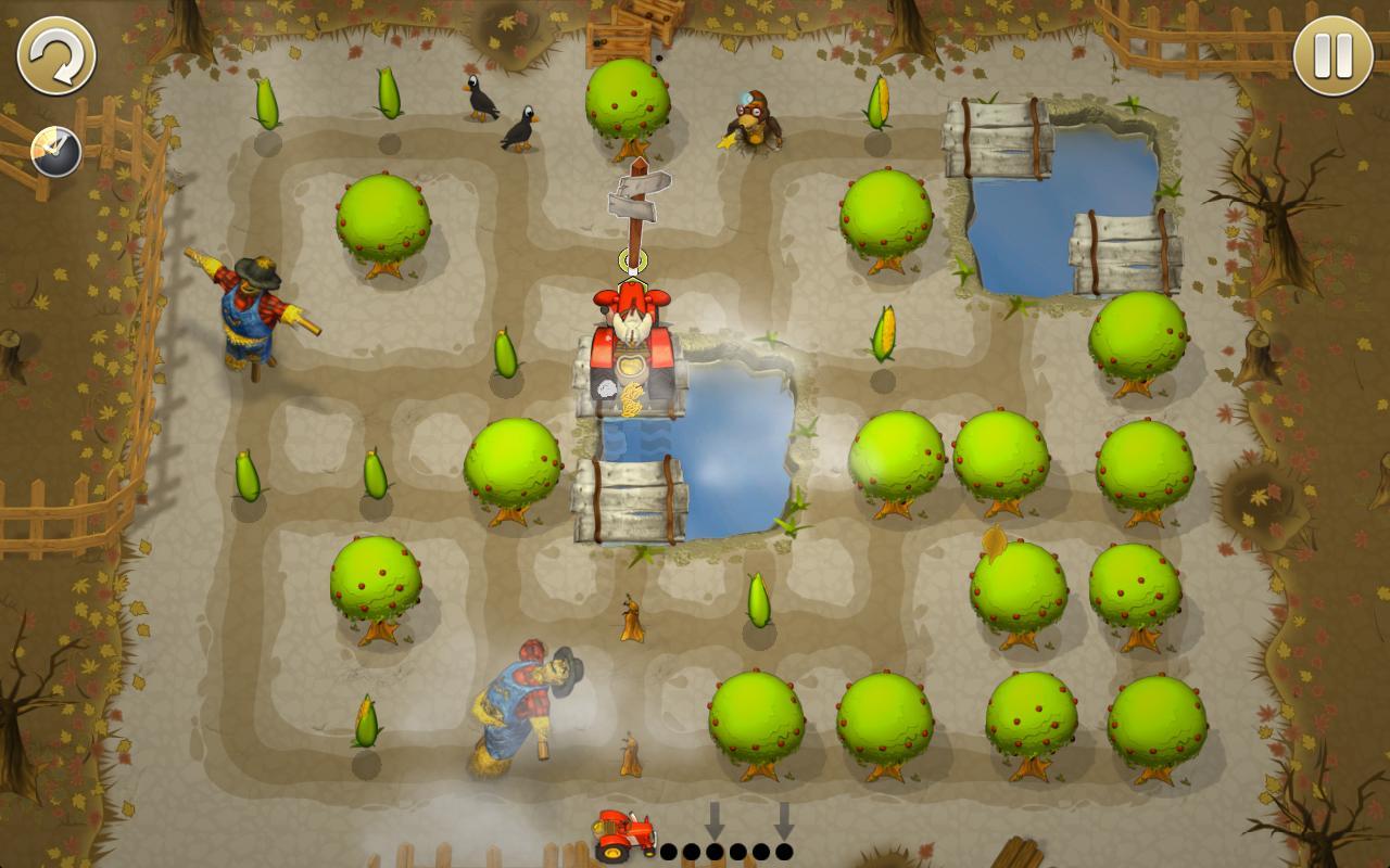 Tractor Trails screenshot #13