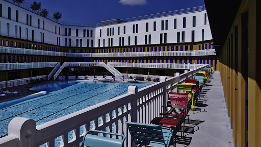 Accor Virtual Hotels Cardboard