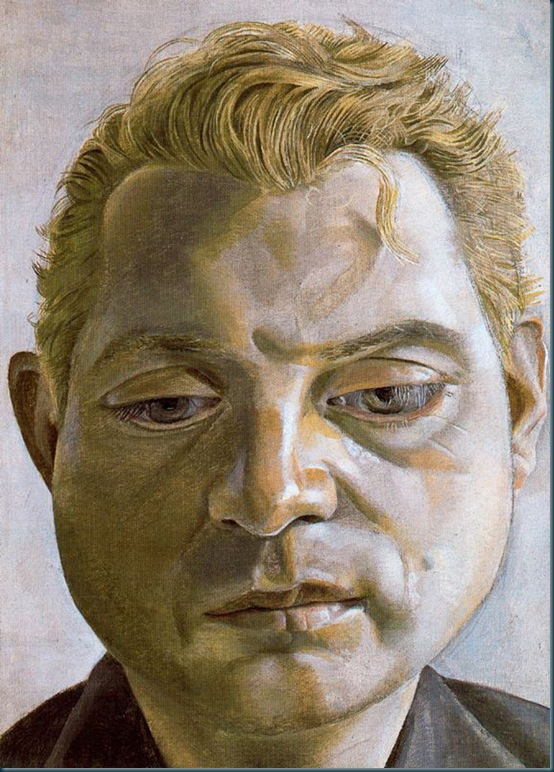 Freud, Francis Bacon 1952 robado