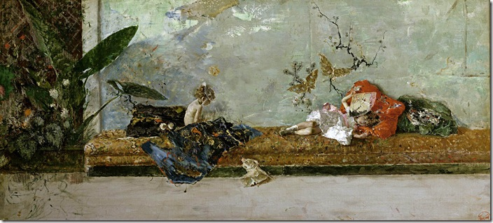 Mariano_Fortuny_The_Artist's_Children_in_the_Japanese_Salon