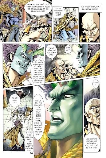 Tân Tác Long Hổ Môn Chap 90 page 25 - Truyentranhaz.net