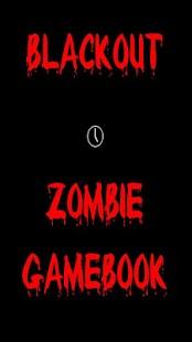 Blackout Gamebook[EN] screenshot
