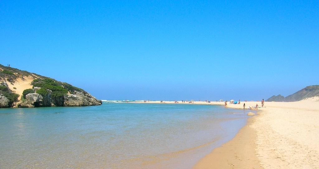 Río Amoreira, Algarve
