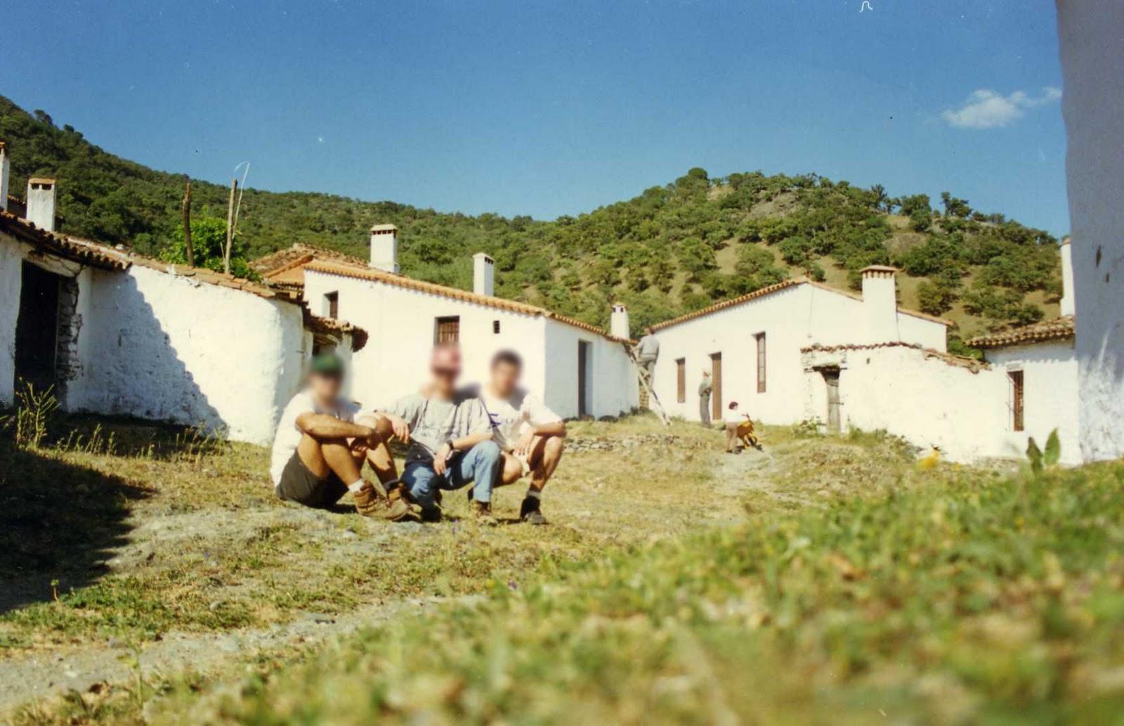Los Madroñeros, Sierra de Aracena