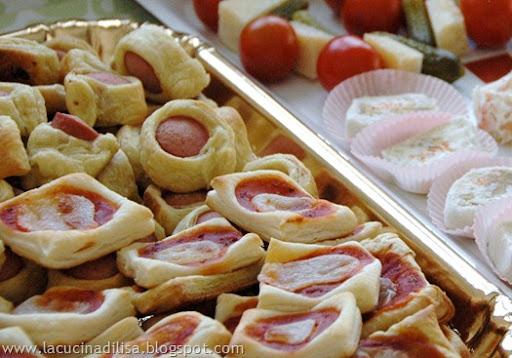 Preferenza La Cucina di Lisa: Idee per un buffet GE15