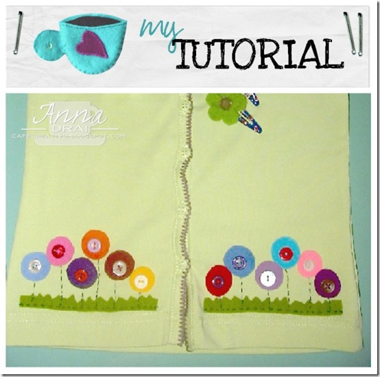Tutorial tshirt alterata