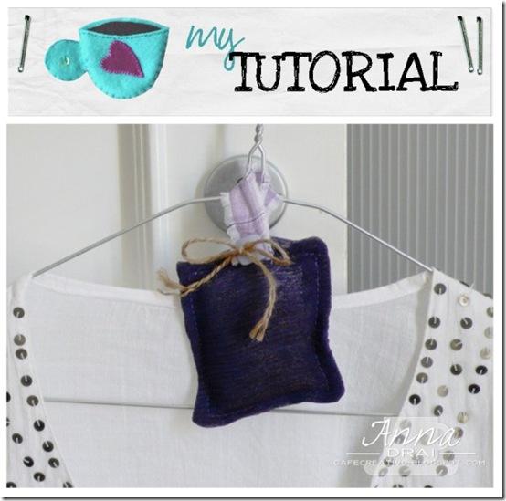 Tutorial come fare sacchettini di lavanda cafe creativo - B b porta di mare ...