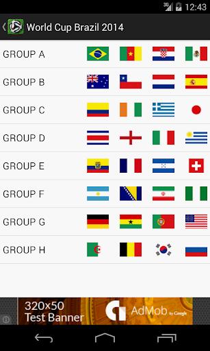 【免費運動App】World Cup Brazil - 2014-APP點子