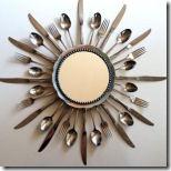ηλιοφάνεια καθρέφτη από βιοτεχνίες κατάστημα δολαρίων