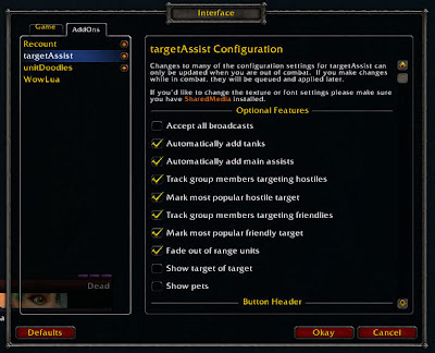 Targetassist Addons World Of Warcraft Curseforge