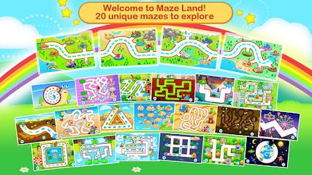 Toddler Maze 123 for Kids Free 2.4 screenshot 314739
