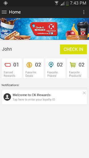 Circle K Midwest Rewards