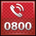 0800 Free Minutes logo