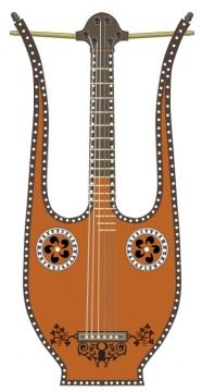 リラ ギター