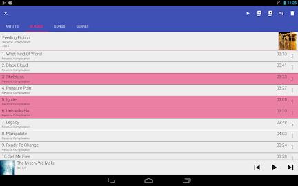 GoneMAD Music Player Unlocker Screenshot 10