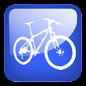 자전거속도계 logo
