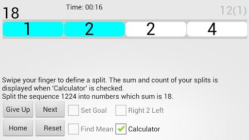 Mean Sumurai - Mental Math