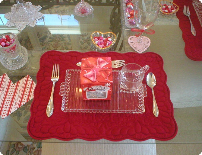 Valentines Day place