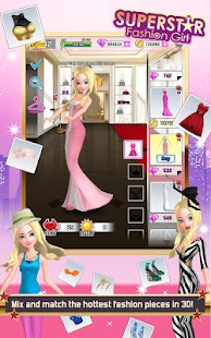 Superstar Fashion Girl- screenshot thumbnail