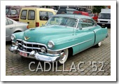 cadillac coupe 1952