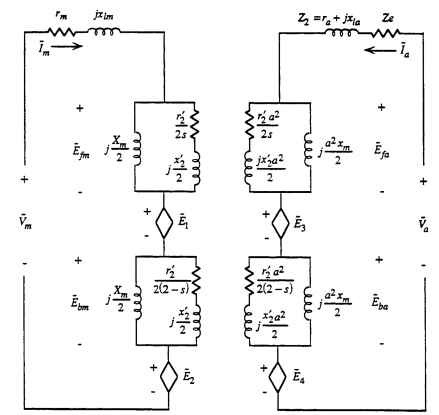 H1011v3 111 together with Star Delta Or Wye Delta Motor Wiring additionally 556335360199744623 besides Single Phase Induction Motor Equivalent Circuit Problems besides Direct On Line Dol Motor Starter. on wiring diagram 3 phase induction motor