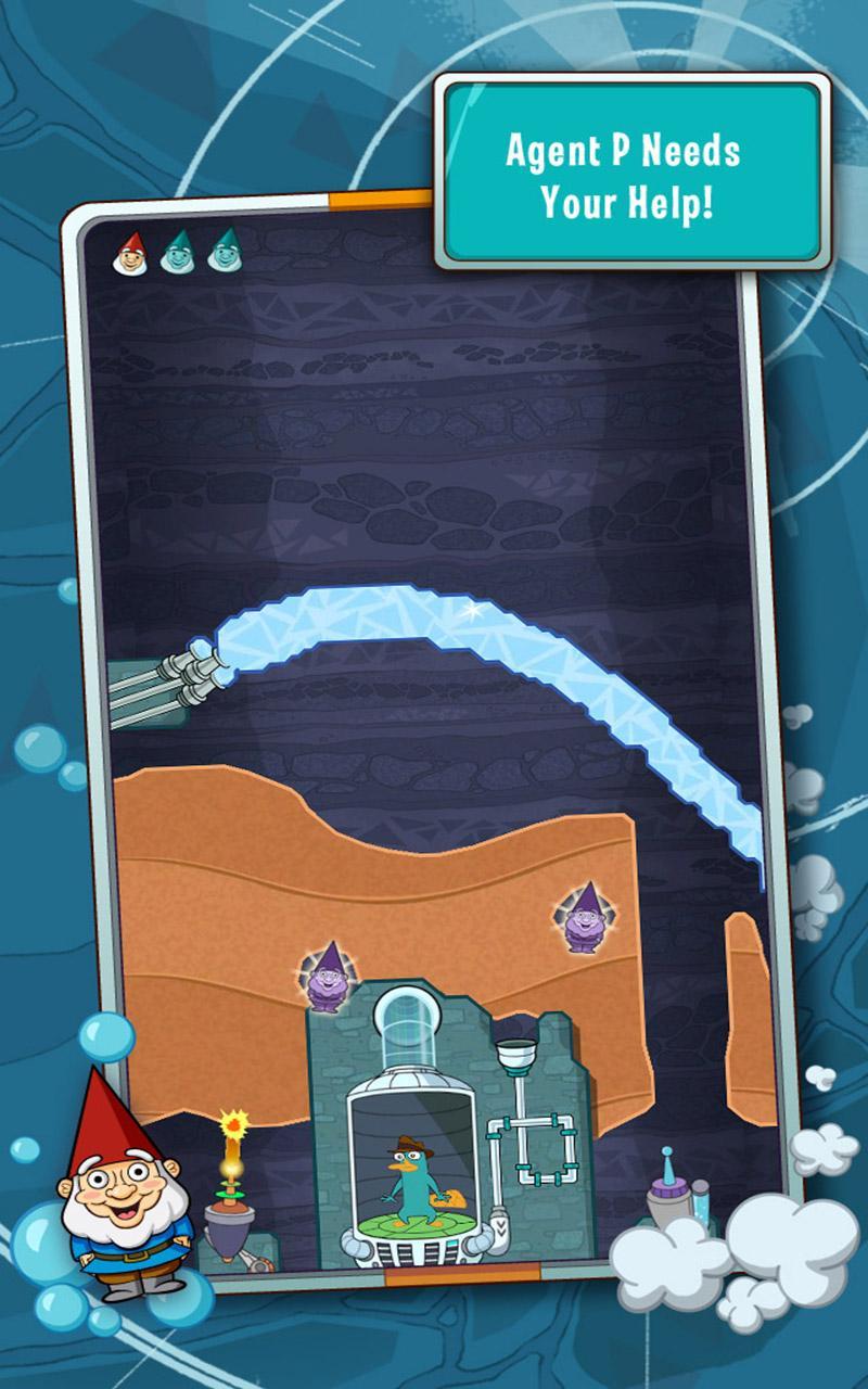 Where's My Perry? Free screenshot #2