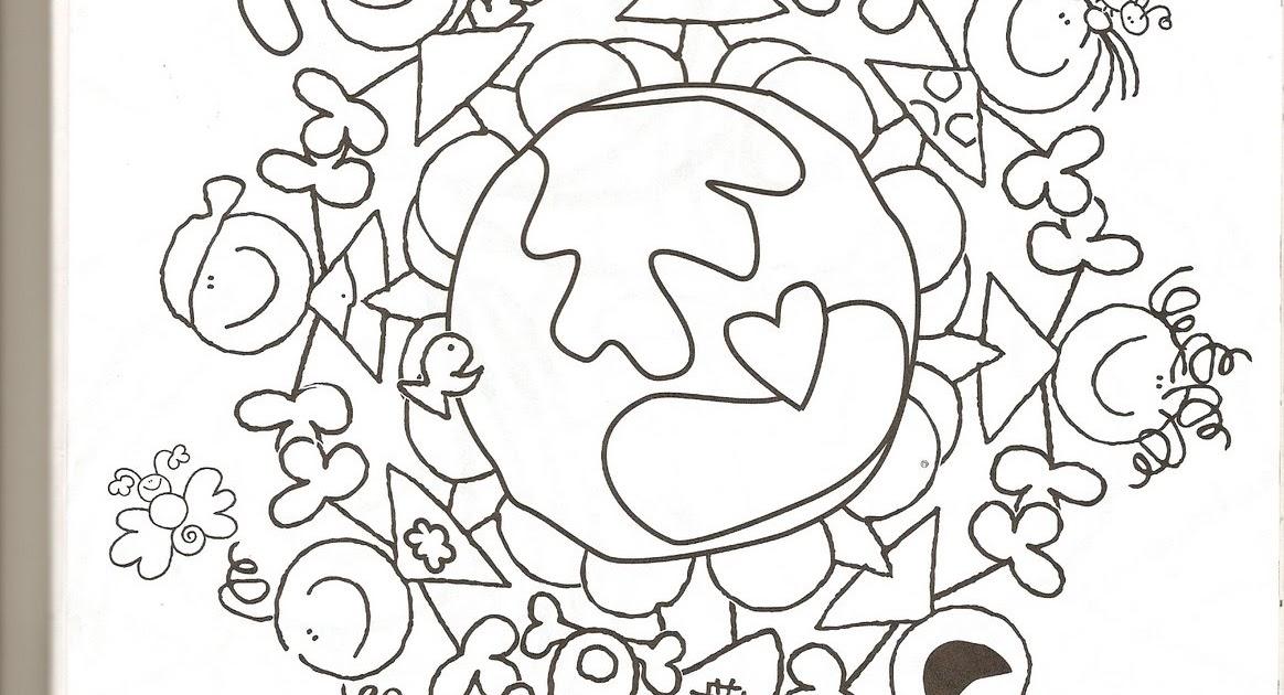 Pin Pinto-dibujos-naciones-unidas-fulanitos-para-colorear