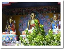 three phases of buddha: click to zoom, new window