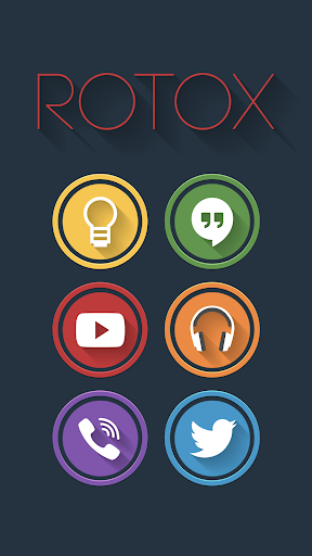 Rotox - Icon Pack 1