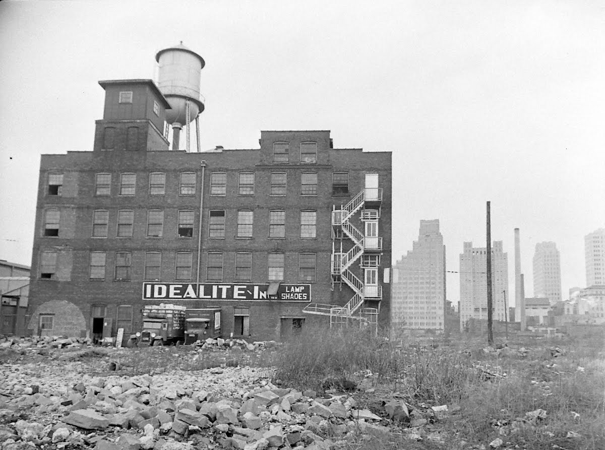 Jersey City Idealite Factory