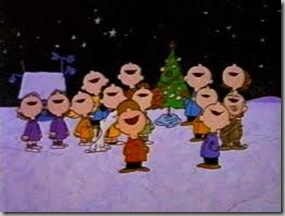 peanuts holiday