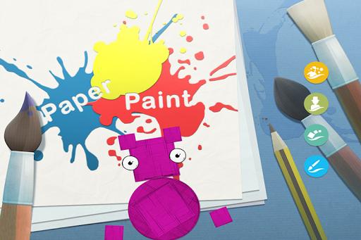 Paper Paint
