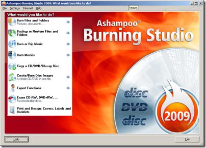 ashampoo burning studio 9 full version free download