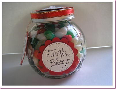 Jingle Beans In A Jar