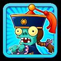 Crazy Zombie Jump logo
