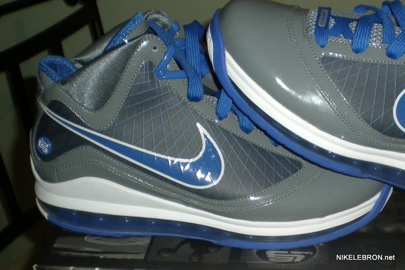 cac4bf4ac0b ... Preview of the Cool GreyVarsity RoyalWhite Air Max LeBron VII ...