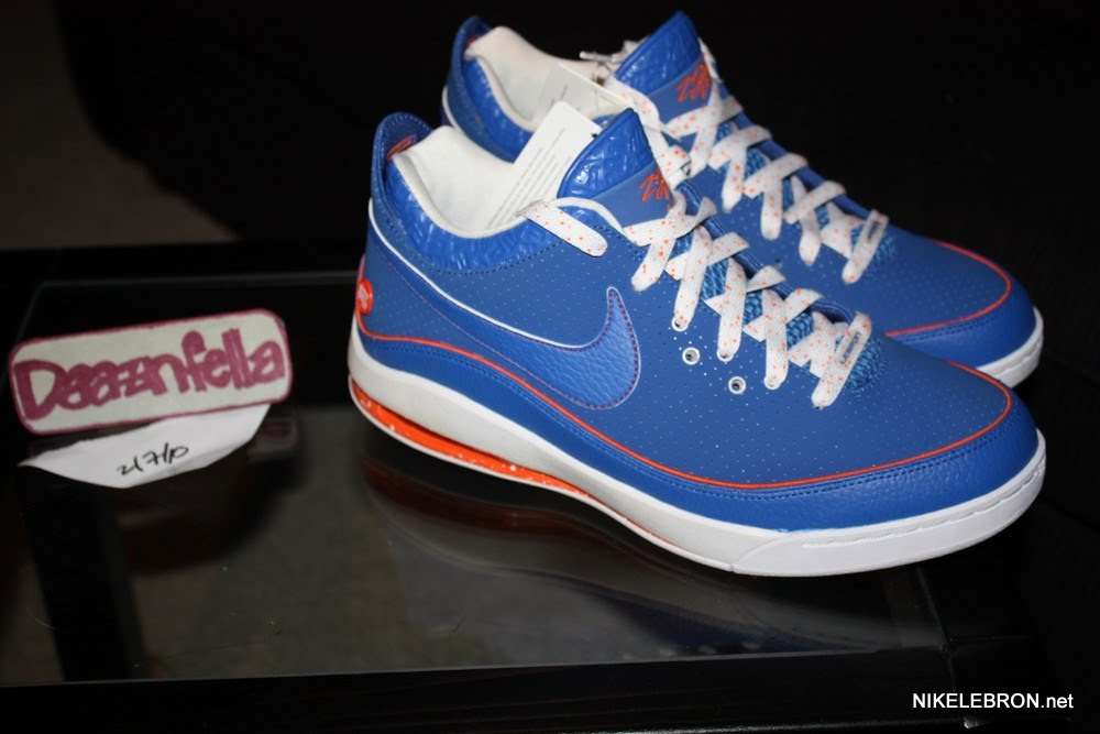 2ff3d98fbff ... Nike Air Max LeBron VII Low 8211 Rumor Pack 8211 8220I Love NY8221 is  Real ...
