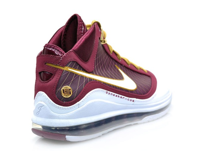 c3dc9f6c14e58 ... Upcoming Nike Air Max LeBron VII 8220Christ The King8221 Away Edition  ...