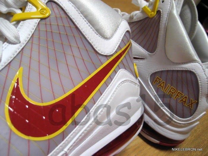 2734f7b18 Leaked Nike Air Max LeBron VII Fairfax Home Player Exclusive ...