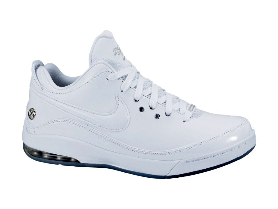 0d7c716d204688 LeBron VII Low 395717102 WhiteSilver Available Now at NDC ...