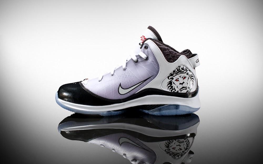 7520e4ff027 ... Releasing Now Nike LeBron VII PS POP WhiteBlackSport Red ...