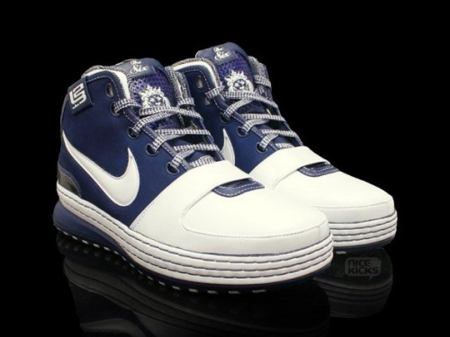 3c54baa6725 Upcoming White-Navy NYC Zoom LeBron VI General Release