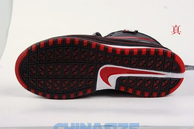 quality design 98af3 6afc3 The imitation of the Nike Zoom LeBron 6 is highly similar in appearance.  Cutting through the shoe did not encounter any difficulties.