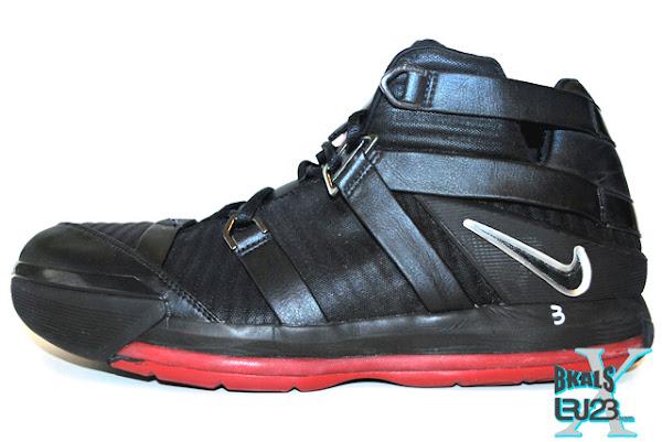 Nike Zoom LeBron II Unreleased Prototype Version | NIKE
