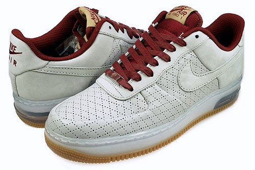 Nike Air Force 1 Supreme Max Air Personalized for LeBron James ... 2898a2b1f5