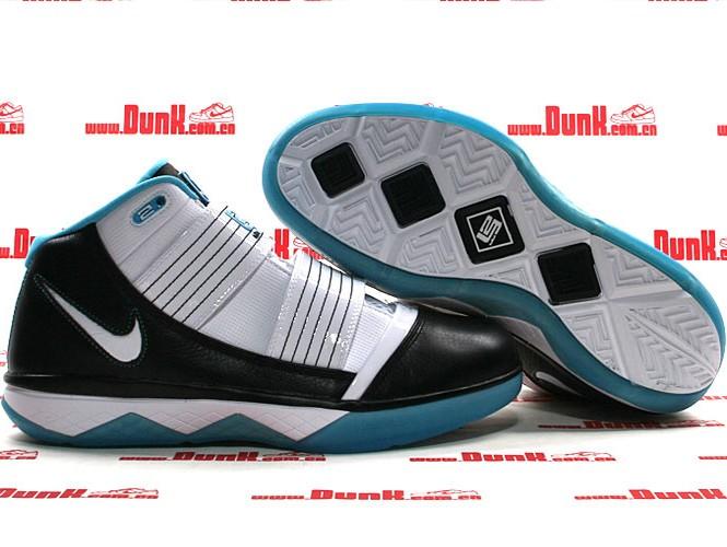 d56ecf3bd59 ... Alternate Aqua Nike Zoom LeBron Soldier III Released in Asia ...
