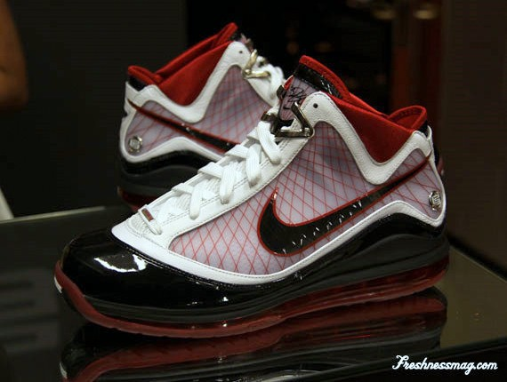 0bdbcd6a3cc6 ... Nike Air Max LeBron VII New Colorways 8211 SVSM Navy and More